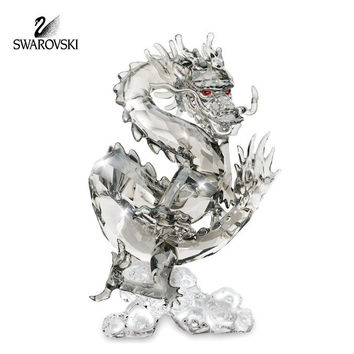 Swarovski Crystal Figurine JUBILEE Limited Edition SCS 2012 DRAGON #1096752