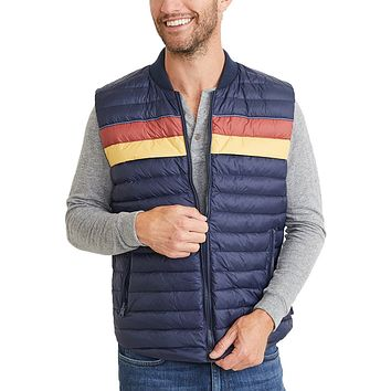 Taos Puffer Vest by Marine Layer