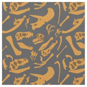 Best dinosaur fabric products on wanelo for Grey dinosaur fabric
