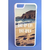Dream on Dreamer Beach Phone Case