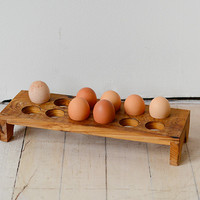 2x4 Cypress Wood Tray [PA 2x4 Aldermere Tray] : ORN HANSEN, Vintage + American Made General Store