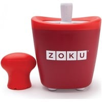 Zoku Single Quick Pop Maker - Red Popsicle Maker - ZK110-RD