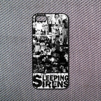 Sleeping with sirens,iPod 5 case,iPhone 5S case,iPhone 5 case,iPhone 5C case,iPhone 4 case,iPhone 4S case,iPod 4 case,Blackberry Z10/Q10case