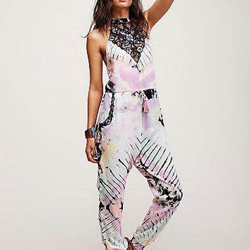 Free People Lucy Sky Jumper