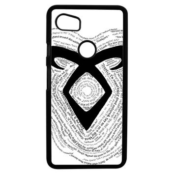 Shadowhunters Google Pixel 2XL Case
