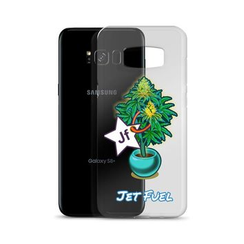 Jet Fuel Samsung Case