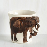 Safari Ear For Happy Hour Mug by ModCloth