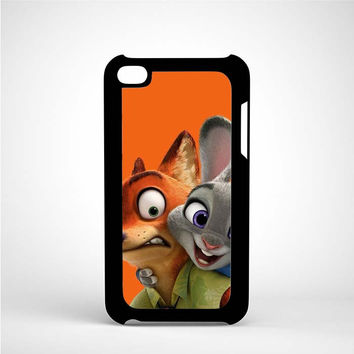 Zootopia really good film iPod 4 Case