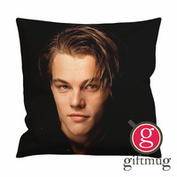 Leonardo Dicaprio Cushion Case / Pillow Case