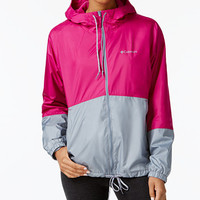 Columbia Flash Forward Fleece Lined Windbreaker | macys.com