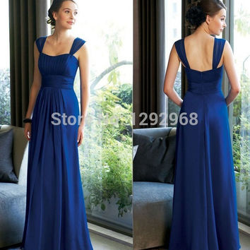 Custom made Color &Size! long prom dresses evening dresses, Graduation Dresses party dress