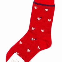 TABIO HEARTS SOCKS - WOMEN - TABIO - OPENING CEREMONY