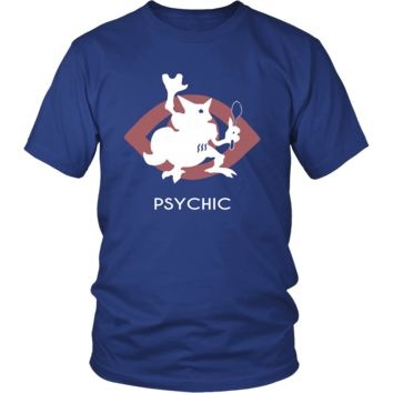 Pokemonster  Psychic - Kids, Men, Women's Shirt, Tank Top, Hoodie