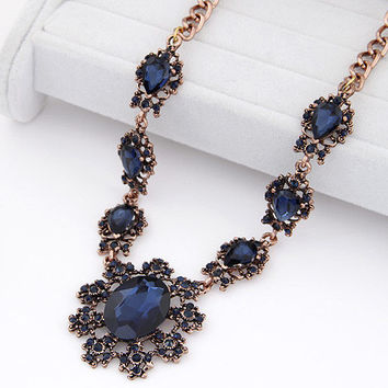 Gift New Arrival Jewelry Shiny Strong Character Stylish Necklace [6573104455]