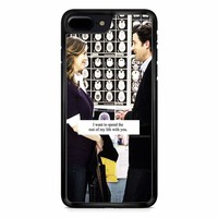 Grey S Anatomy Quote iPhone 8 Plus Case