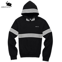 Men's Cool Printing Hoodies Men Hip Hop Sweatshirts Cool Boy's Fleece Pullover Hood in Highly Quality