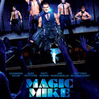 Magic Mike 27x40 Movie Poster (2012)