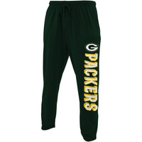 Green Bay Packers Solid Knit Pants – Green
