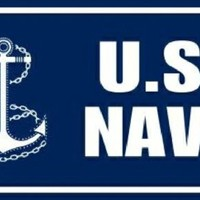 US Navy Car Truck Tag License Plate