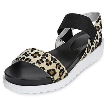 Women Beach Casual Flat sandals