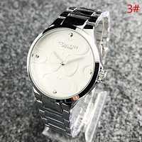 COACH Fashion New Quartz Watch Women Leisure Wristwatch