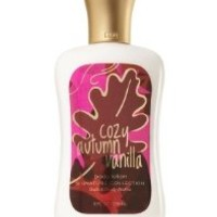 Bath & Body Works® Signature Collection Body Lotion Cozy Autumn Vanilla