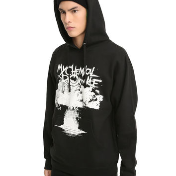 My Chemical Romance Explosion Hoodie