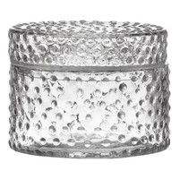 H&M - Glass Jar - Clear glass