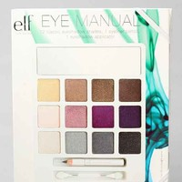 e.l.f. Eye Manual Beauty Book- Assorted One