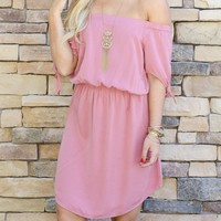 Summer Knee Length Dress