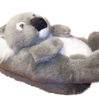 Koala Animal Feet Slippers : Animal Feet :  Happy Feet Slippers : BuyHappyFeet.com : snookislippers.com