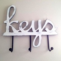 Home Decor Housewares Wall Decor Key Holder Hanging Key Holder Key Rack