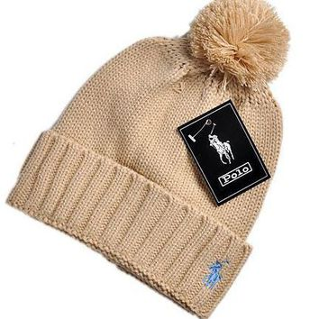 polo£ºfashion men's and women's knitted cap