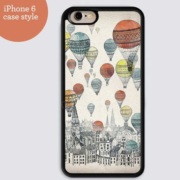 iphone 6 cover,hot air balloon Rainbow loves iphone 6 plus,Feather IPhone 4,4s case,color IPhone 5s,vivid IPhone 5c,IPhone 5 case Waterproof 397