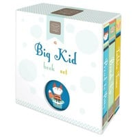 """A Big Kid Book Set: """"Proud to Potty,"""" """"Tubbie Time"""" and """"Brush Up"""" by Kathy Ireland"""
