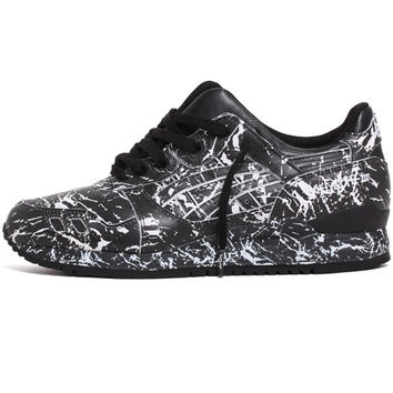 Gel-Lyte III 'Marble Pack' Sneakers Black / Black