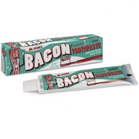 Accoutrements Bacon Toothpaste Novelty Gift Kitsch Joke Gag Humor Fun