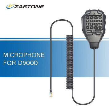 ONETOW Handheld Microphone for Zastone D9000 Car Walkie Talkie Microphone Mobile Radio Station Communicator Walkie Talkie Accessories
