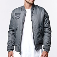 Been Trill Bomber Patch Jacket - Mens Jacket