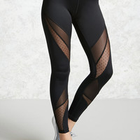 Active Swiss-Dot Leggings