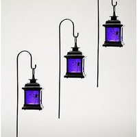 Creepy Lantern Pathway Markers - Decorations - Spencer's