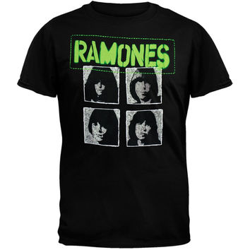 Ramones - Hey Ho Soft T-Shirt