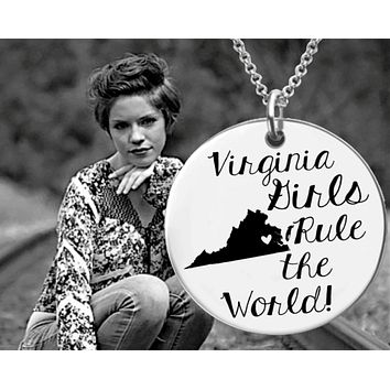 Virginia Girls Jewelry | Virginia State