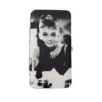 Audrey Hepburn Breakfast At Tiffany's Hinge Wallet | Hot Topic
