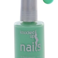 Maternity Safe Nail Polish – Nail for Pregnancy – Creme Mint Green : Knocked Up Nails