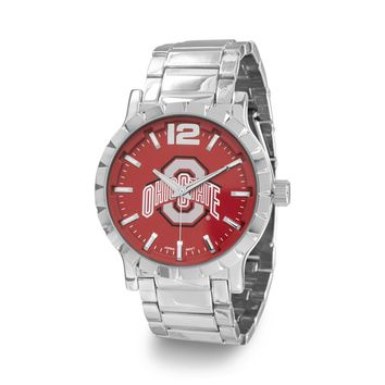 Ohio State University Officially Licensed Men's Watch