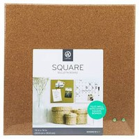 "Ubrands Cork Board Unframed Tile - 14"" x 14"""
