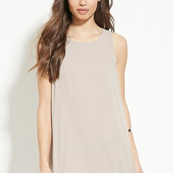 Mini Shift Dress | Forever 21 - 2000181694