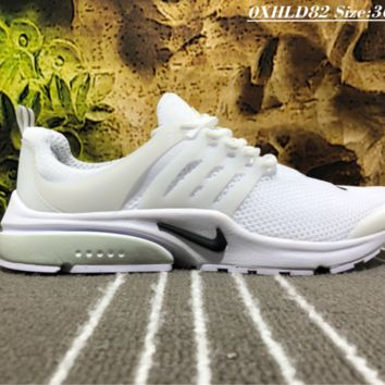 NIKE AIR PRESTO Net Surface Liht Running Shoes White 36-46 80