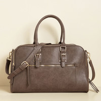 Tempted to Travel Weekend Bag | Mod Retro Vintage Bags | ModCloth.com